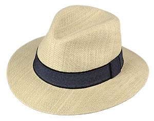 sc 1 st  The Old Town Hat Shop & Broner - Safari Hat with Ribbon Band