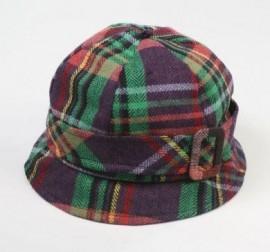 Something Special - Plaid Wool Bucket Hat 2123469b9c7